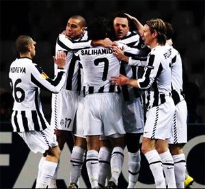Juventus Fulham