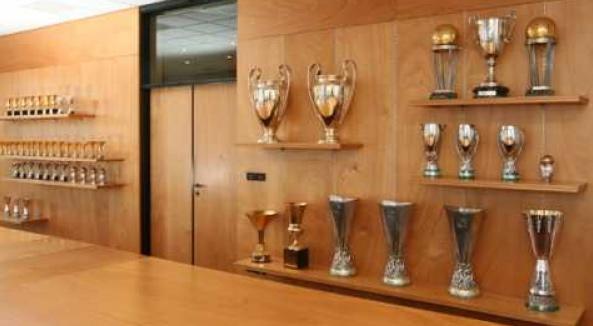 Sala Trofei Juventus