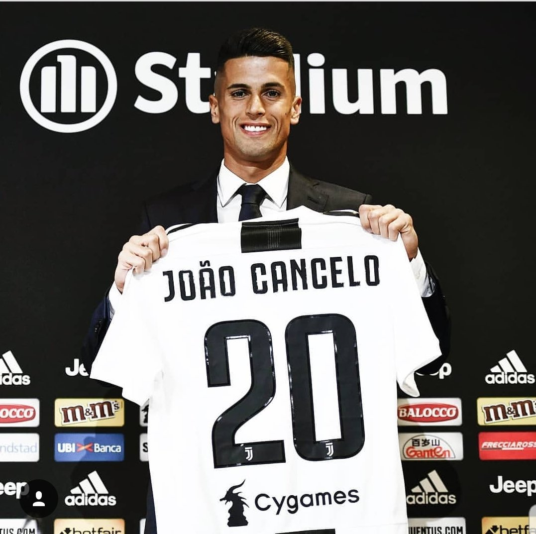 Joao Cancelo ha scelto il 20 - Juventus News - Calciomercato Juventus