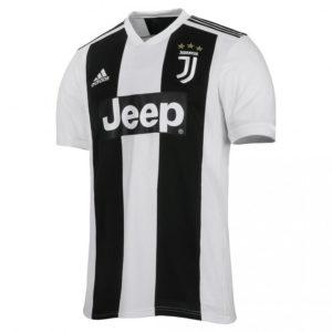 Prima maglia Juventus 2018