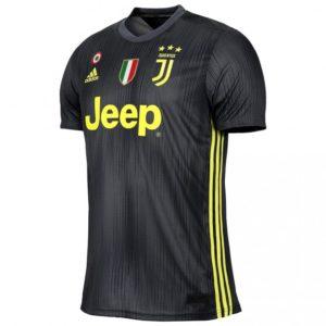Seconda maglia Juventus 2018