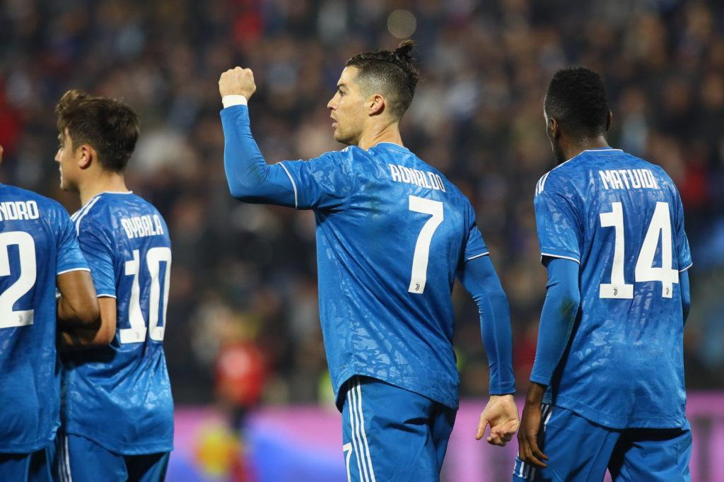 Record Gol Consecutivi Serie A Juve News Notizie Sulla Juventus